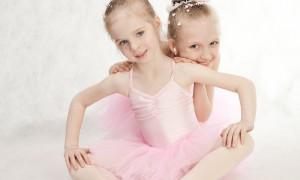 Danseuses enfant